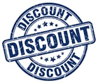 discount on web design services