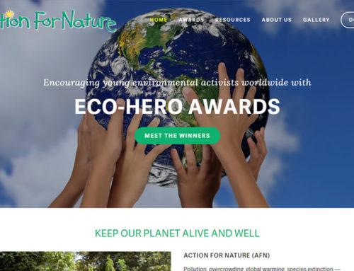 Environmental Nonprofit Web Design